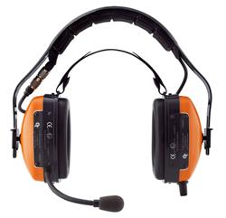 CT-DECT ATEX naglavne slušalke