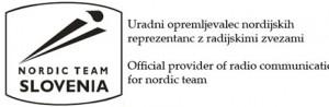 Uradni opremljevalec Nordic Team Slovenia